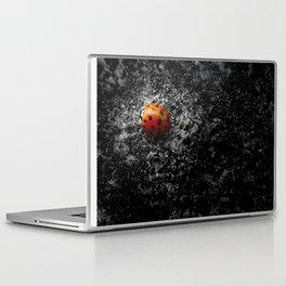 Lovely Ladybug Laptop & iPad Skin