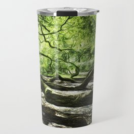 The wings of a mighty angel. Travel Mug