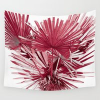 palm Wall Tapestries featuring PALM by • PASXALY •