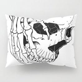 Skull #7 (Creeping Hands) Pillow Sham