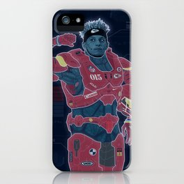 Mahomes the Master Chief iPhone Case