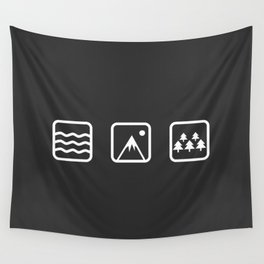 Outdoor Wall Tapestry