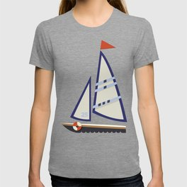Sailboat I T-shirt