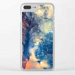 Beholder's Soul Clear iPhone Case