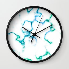 Mysterious Stone Wall Clock