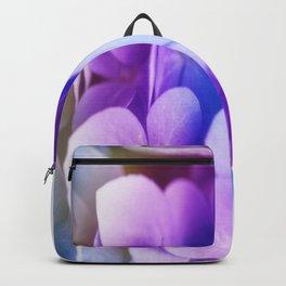 Rainbow Hydrangea Backpack