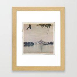 Burmese Memories #1 Framed Art Print