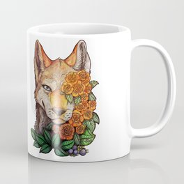 Flowereye Coffee Mug