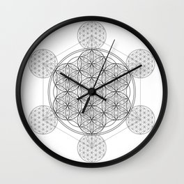 Infinity - The Sacred Geometry Collection Wall Clock