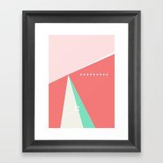 Slice Dice 02 Framed Art Print