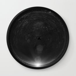 MACROCOSMOS 02 Wall Clock