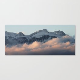 The Alps 5 Canvas Print