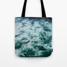 PADDLE OUT Tote Bag