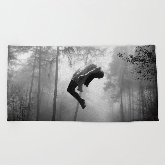 LEVITATION Beach Towel