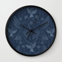 birdz Wall Clock