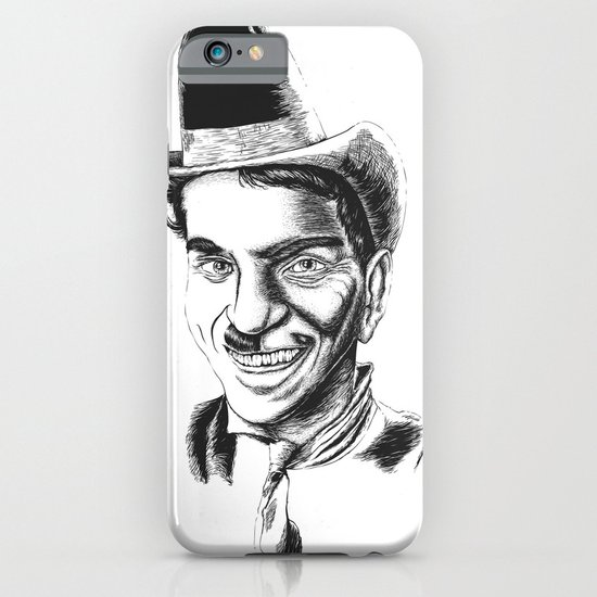 The Comedians iPhone & iPod Case