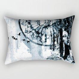 Point of no return - magic version Rectangular Pillow