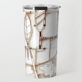 wall installation Travel Mug