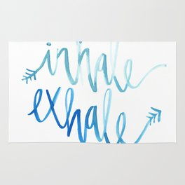 Inhale. Exhale. Rug