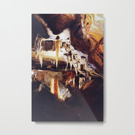 Ohio Caverns! Metal Print