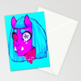 Ferocious Body Stationery Cards