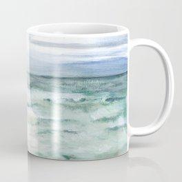 Oceanscape of Anna Maria Island Florida. Coffee Mug