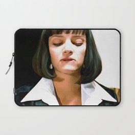Uma Thurman @ Pulp Fiction Laptop Sleeve