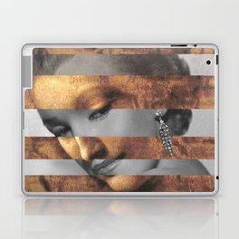 "Leonardo's ""Head of a Woman"" & Marylin Monroe Laptop & iPad Skin"