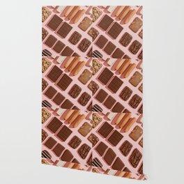 Chocolate cookies Wallpaper