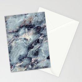 Blue Bayou Marble Stationery Cards