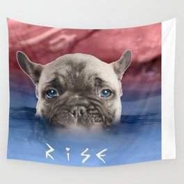 French Bulldog Dog  Wall Tapestry