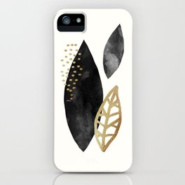 Leaves 1 iPhone Case
