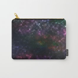Violet Stars Carry-All Pouch