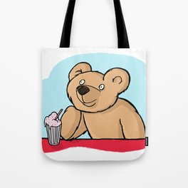 Is That More Food? Milkshakes Are For Dreamers. Tote Bag