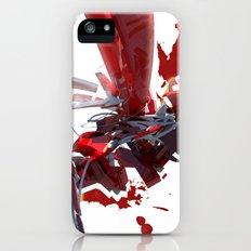 3d graffiti - 'Shapes Slim Case iPhone (5, 5s)