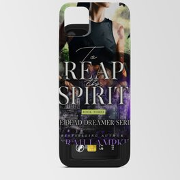 To Reap the Spirit iPhone Card Case