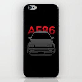 Toyota AE86 Hachi Roku iPhone Skin