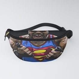Pumping iron Fanny Pack