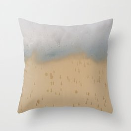 Rain Maker II Throw Pillow
