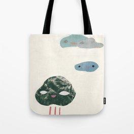 cloudies Tote Bag