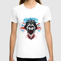 anarchy T-shirts featuring Anarchy queen by Tshirt-Factory