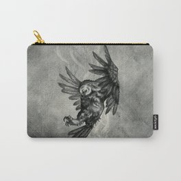 The Owl and the Witch Carry-All Pouch