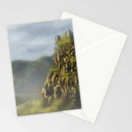 Castle Moat Stationery Cards