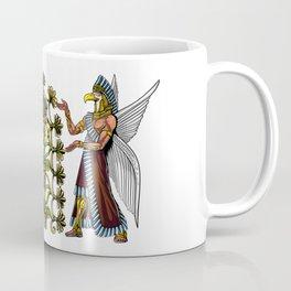 Anunnaki Aliens Ancient Sumerian Gods Coffee Mug