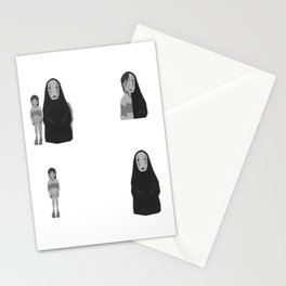 Spiritted Illustration Pack Stationery Cards