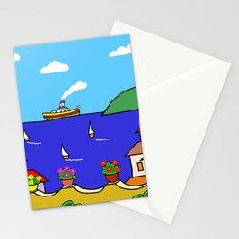 Mediterranean Holiday Stationery Cards