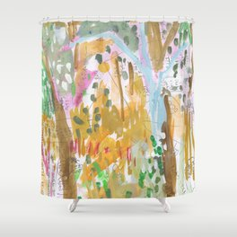 Mount Louisa Gully Shower Curtain