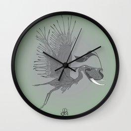 Safecamp Wall Clock
