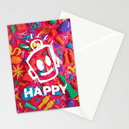 PRIDE (Plastic Menagerie Version) Stationery Cards