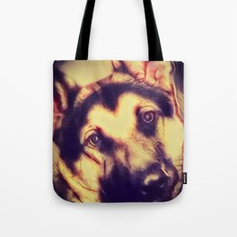 You Looking At Me?  -  Graphic 2 Tote Bag